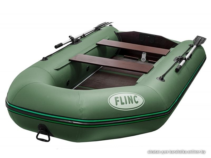 моторные лодки флинк