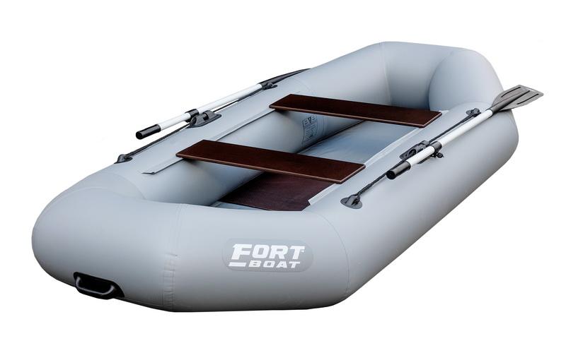 лодка fort boat 260 видео